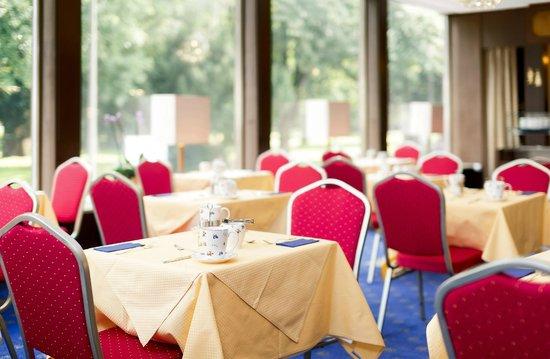 Park Hotel: Frühstücksraum