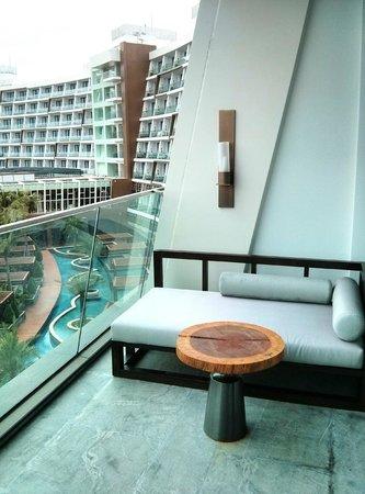 The Westin Sanya Haitang Bay Resort: Balcony of my room