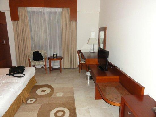 Donatello Hotel: Room