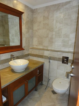 Donatello Hotel: Bathroom
