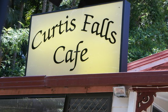 Curtis Falls Cafe