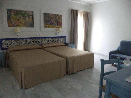 Hotel Playa de la Luz: mooie ruime en schone familiesuites