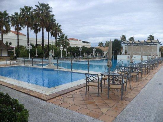 Hotel Playa de la Luz: leuk en centraal gelegenzwembad