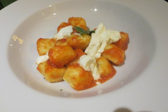Ristoteca Oniga: Gnocchi mit Tomaten