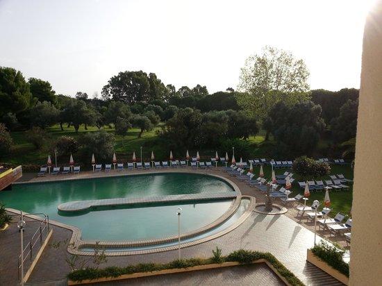 Club Lipari Hotel : la piscina