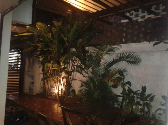 O de Casa Hostel: Jardim