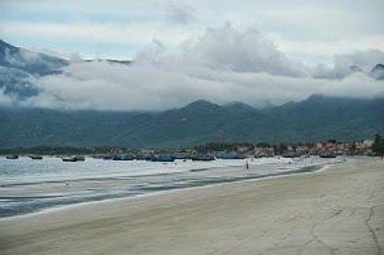 White Sand Doclet Resort & Spa : пляж