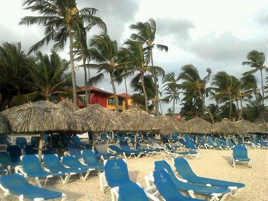 Caribe Club Princess Beach Resort & Spa: The beach