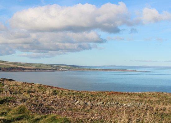 Gallie Craig: Surrounding views.