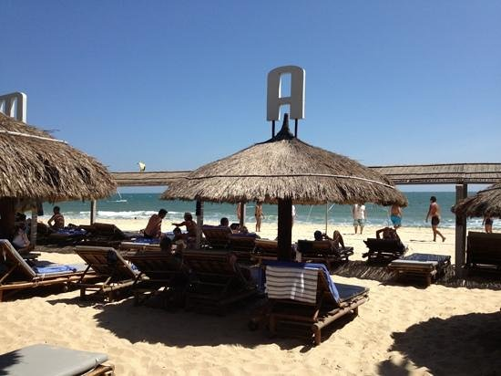 Bamboo Village Beach Resort & Spa : пляж