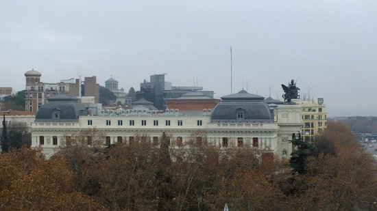 NH Madrid Nacional: вид