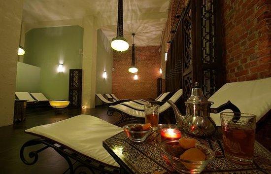1 salle des d tente obr zek za zen zein oriental spa for Salle de detente