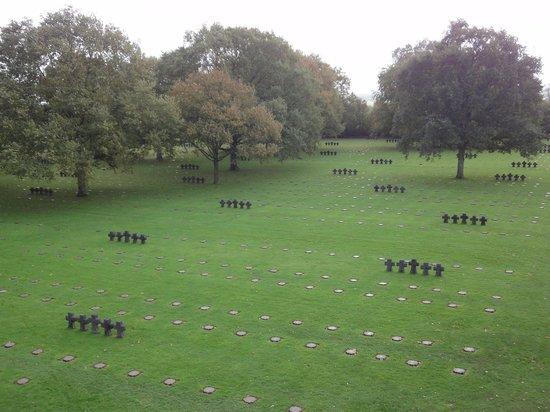 German Cemetery La Cambe: Cementerio 1