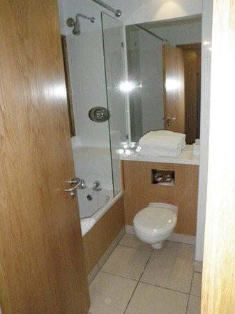 Louis Fitzgerald Hotel : bathroom