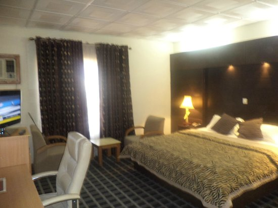 Citilodge Hotel: Hotel Suite