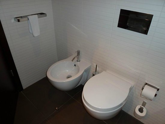 Hotel Porto Trindade: bagno