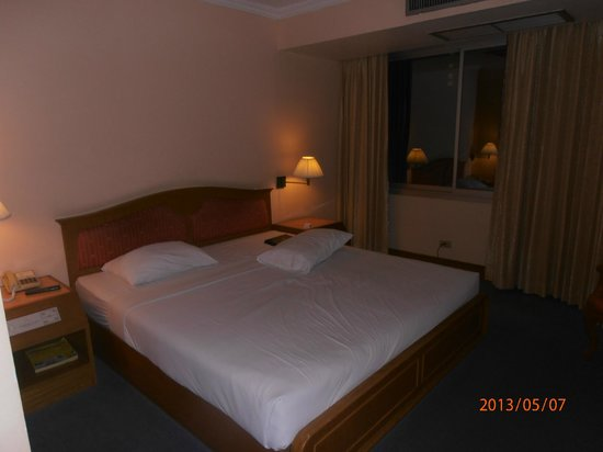 Bangkok City Inn: room