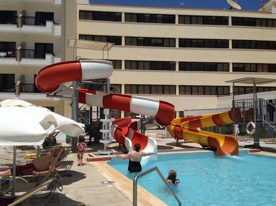 Anastasia Beach Hotel : Аквапарк