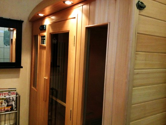 Dunvegan Execu Lodge: Inferred Sauna
