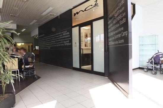 Buccinasco, Ιταλία: Benvenuti in Mc2