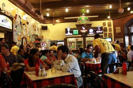Cafe Mondegar Colaba Breakfast Menu
