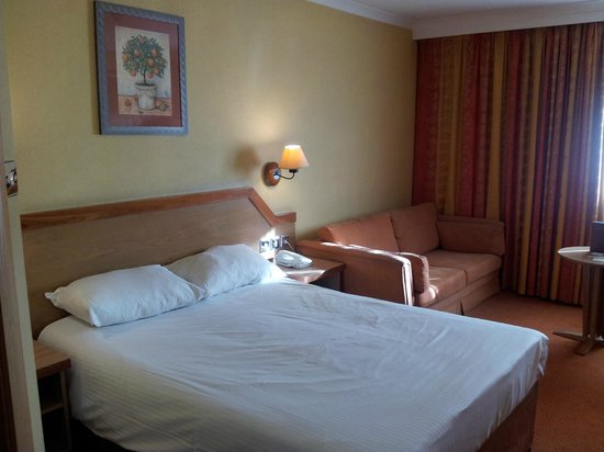 Clayton Hotel Manchester Airport: Номер