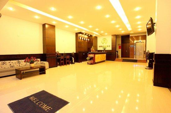 Hanoi Golden 2 Hotel: Lobby