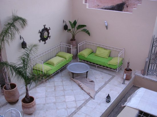 Riad Safir : Roof top Terrace