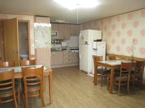Luckywon: Kitchen