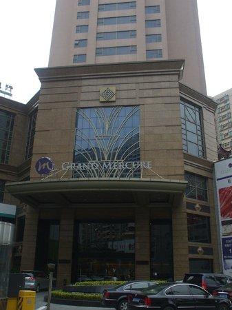 Grand Mercure Dongguan Humen by ACCOR: 外観