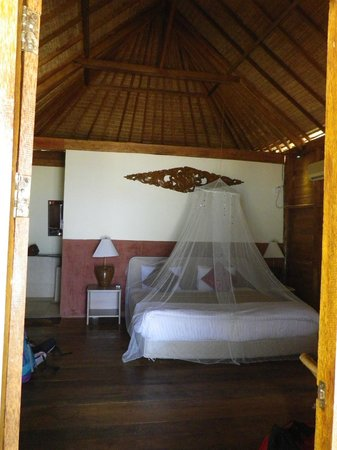 Marjoly Beach Resort : la chambre