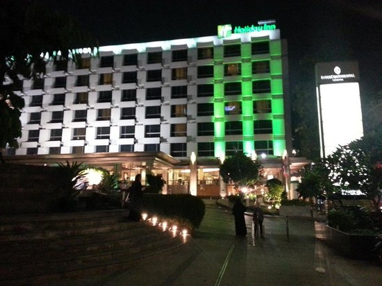 Holiday Inn Bangkok: Holiday Inn Ploenchit