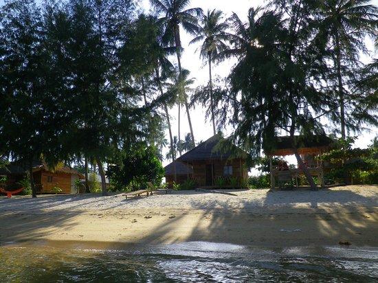 """Marjoly Beach Resort : notre """"beach cottage"""""""