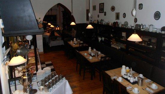 Hotel Altberlin: Breakfast