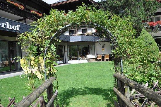 Hotel Trattlerhof: Garten