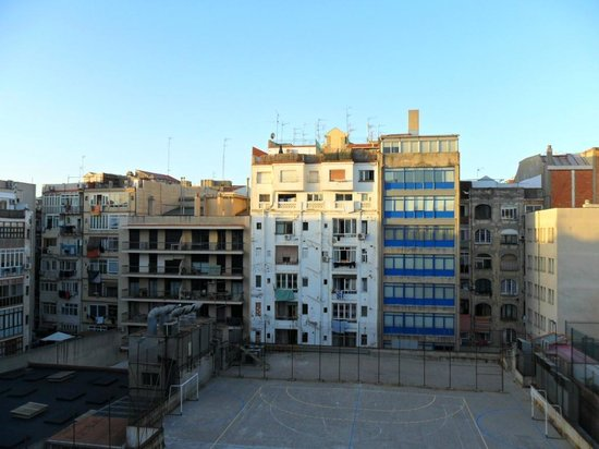 Atenea Calabria Apartaments: Vue depuis la chambre