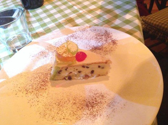 Siciliainbocca in Prati : Cassata Siciliana veramente speciale!!!