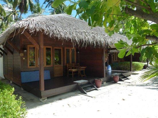 Filitheyo Island Resort : nos bungalows