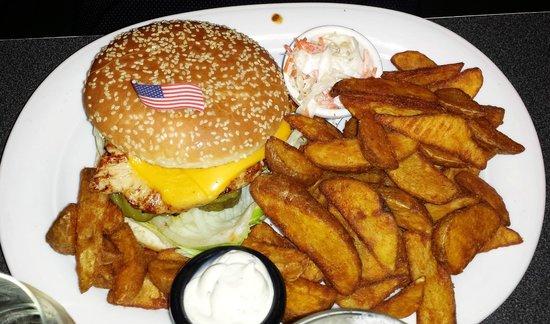50's Diner: Burger