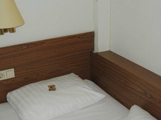 Novum Hotel Norddeutscher Hof Hamburg: Scruffy edges