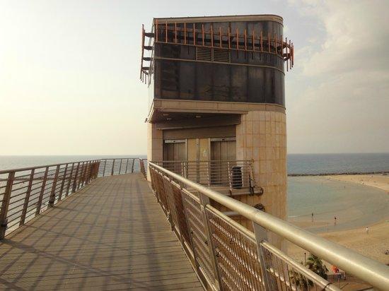 Residence Hotel: Пляжный  лифт - комфорт  и  удобство