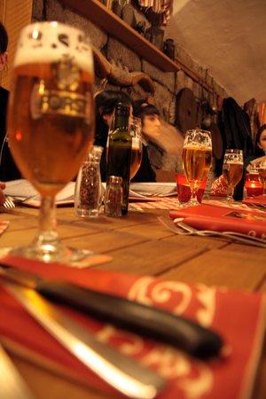 Elisabeth Keller Restaurant & Pizzeria: dettagli di un pranzo con amici
