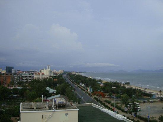 Green Hotel: Вид с балкона