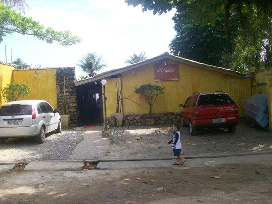 Viladomar Guaruja Flat e Pousada: frente