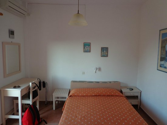 Pension The Flower : Chambre