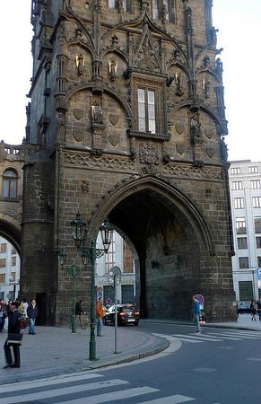The Powder Tower: Prašná brána (Powder tower), Prague