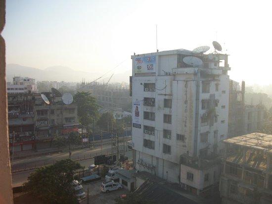Pragati Manor: View from room