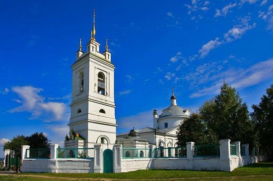 Sergei Esenin Museum : Константиново 8