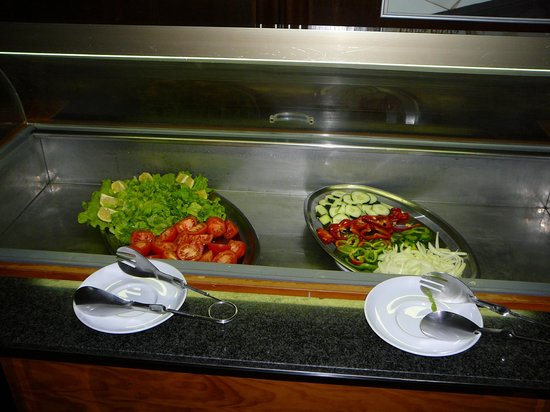 Casa del Sol: c'est un jour où la salade est fraîche !