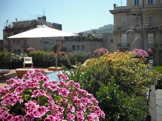 Casa Rubinacci: terrazzo